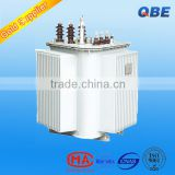 S13 dyn11 converter voltages step down 3 phase oil three-dimensional distribution transformer