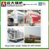 factory price hot water boiler supply for 20,0000 square meters