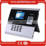 Wifi Biometric fingerprint recorder time attendance and door access control system with CE FCC certificate