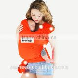 Ultra Soft Infant Sling Child Carrier Keeps Your Baby Comfortable & Safe - 4 Different Carries