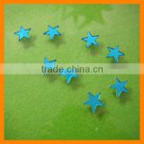 Decorative Shining Star Gems For Party