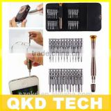 Hot Selling 25 in 1 Screwdriver Set Phone Laptop Repair Tool for Computer iPhone