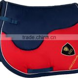 Horse Cotton Two tone Saddle Pads / Horse Riding Quilted Saddle Pads / Horse Colors Saddle Pads