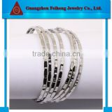 China wholesale fashion jewelry 925 sterling silver tennis bracelet