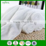 Hotel bath beauty salon white towel hairdressing disposable wholesale