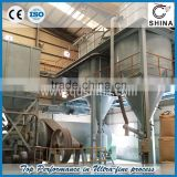 silica sand ball mill production line in Korea