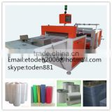 transparent PVCAPET,PP roll material sheet cutting machine