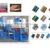 KB-125C Hydraulic press cement tile making machine
