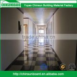 Magnesium oxide board fire resistant board heat insulation sound proof lightweight cheap partition walls
