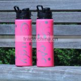 Aluminum water bottle personalized sports water wedding party cups gymnastics stocking Sports Bottle