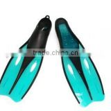 full adult and junior size scuba Diving & swimming flippers fins scuba diving equipments