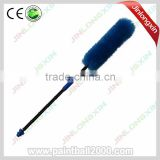 Blue Wool Paintball Barrel Swab Squeegee Barrel Cleaner