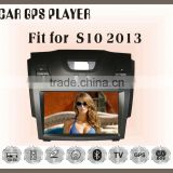 Fit for Chevrolet S10 DMAX HOLDEN COLORADO CAR DVD BLUETOOTH TV GPS NAVIGATION IPOD 3G/WIFI PLAYER