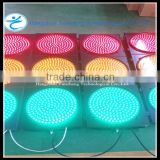 red yellow green solar powered led traffic light made in hangzhou