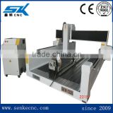CNC Router with Rotary Axis 4 axis dsp A18 controller