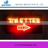 Wholesale Toilet Resin Led Neon Sign