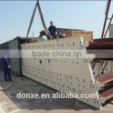 Good quality cold mine vibrating screen with high efficiency from DONXE machinery stone crushing plant