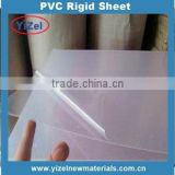 High quality Chinese factory clear 4x8 clear PVC plastic sheet