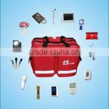Professional Portable Multi-functional Medical Inspection Bag for Emergency Treatment with Diagnostic Kits