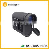 Laser ranging Night vision digital compass night vision scope IR telescope day and night vision rangefinder