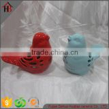ceramic small bird decoration led light craft gift                                                                         Quality Choice