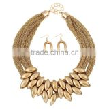 Dubai and african gold plating jewelry sets                                                                         Quality Choice
