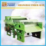 Cotton cleaning machine, cotton linter cleaning machine, cleaning machine