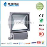 IP65/IP66/IP67 Waterproof 100W 120W COB Outdoor LED Flood Light Meanwell LED Driver Bridgelux LED Chip 5 Years Quality Guarantee