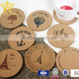 adhesive cork cup pad and cup coaster pad                                                                         Quality Choice