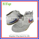 High Quality Chinese white rubber Kungfu Feiyue Shoes