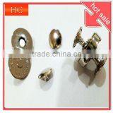 Metal Magnetic Button Two Side With Rivet