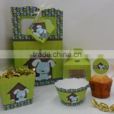 china factory korean candy box unique products to sell baby shower series
