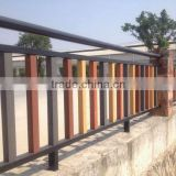 foshan decorative stair handrails in colors for outdoor and indoor