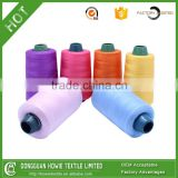 Factory Outlets 100% spun polyester sewing thread for Embroidery