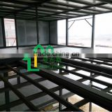 prefab house layout design sandwich panel buildings poultry farm construction site