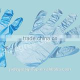 Disposable Long Sleeve PE gloves