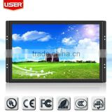 GreenTouch 21.5 inch Open Frame industrial LCD Monitor VGA/DVI interface, Ultra Slim Touch Open Frame Monitor