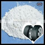 Rubber grade zinc oxide catalyst