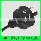 Wholesale SAA schuko plug color electrical flat wire, SAA extension socket and power plug