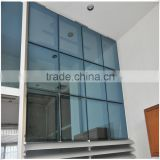 cheap aluminum unitized curtain wall with refection glass