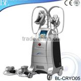 Cryo therapy noninvasive liposuction / fat freezing device for body sculpture