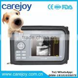 INquiry about Carejoy Handheld Veterinary Ultrasound Scanner vet with Convex Probe V8 for big animal