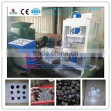 Lantian with different shapes coconut husk and hard wood shisha charcoal press machine