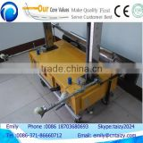 construction machinery widely used automatic wall rendering machine for building