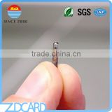 Microchips 125khz rfid Glass Tag for Snake Fish Dog