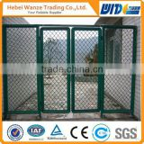 galvanized guarding mesh / Playground Guarding Mesh / expanded grid mesh