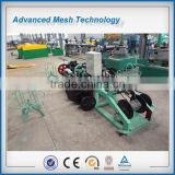 Automatic Electro Galvanized Barbed Wire Fencing Making Machines China Manufacturer
