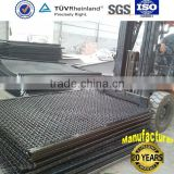 wedge wire screen/vibrating screen panel/vibrating wire mesh(factory)