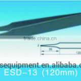 high quality vetus antistatic pointed tweezers