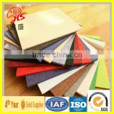 Hot sale PET fiber acoustic panels and decoration sound insulation